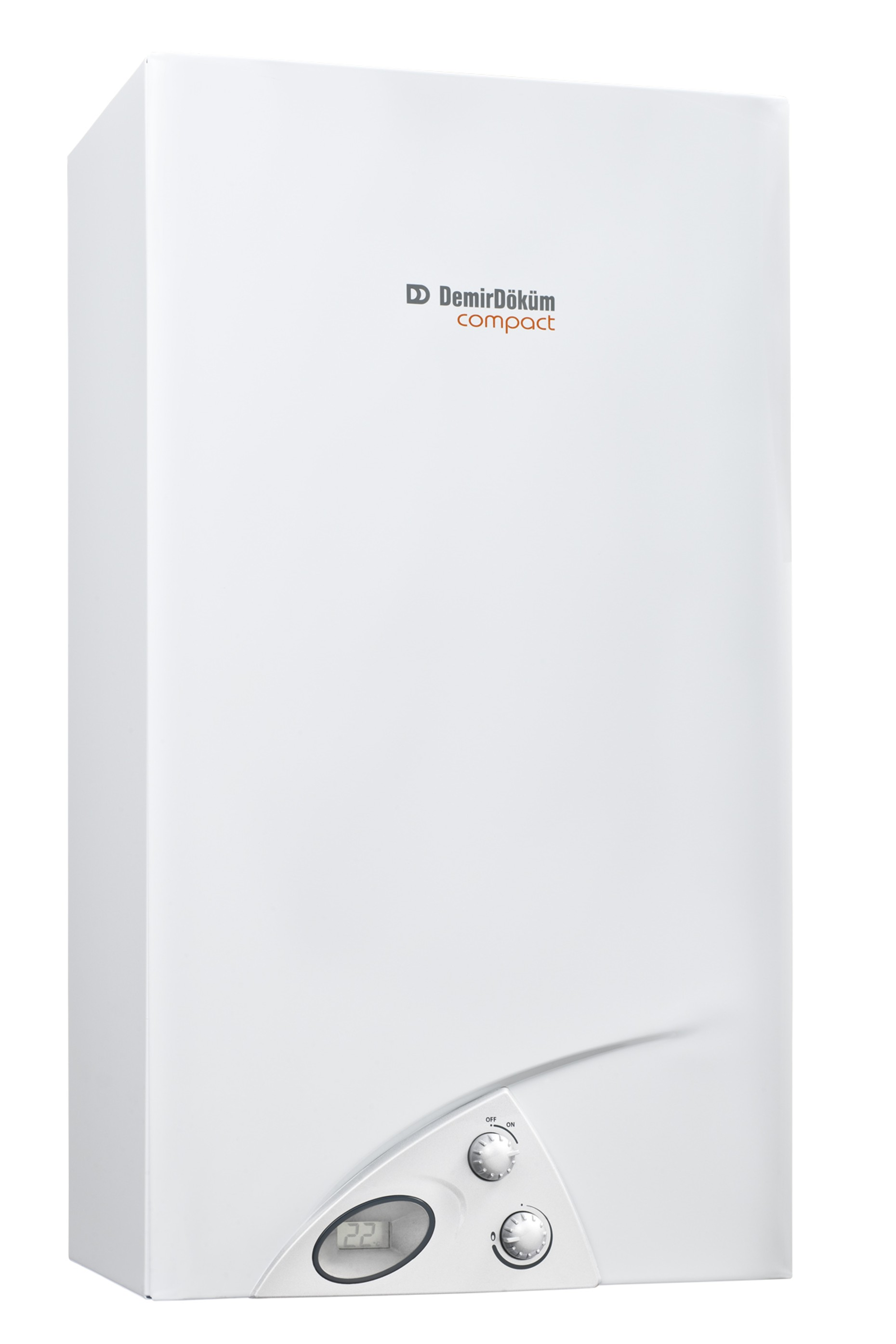 Demird 246 K 252 M Hermetic Gas Water Heater C 275 F And C350 F